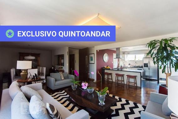 Apartamento No 17º Andar Mobiliado Com 3 Dormitórios E 1 Garagem - Id: 892969689 - 269689