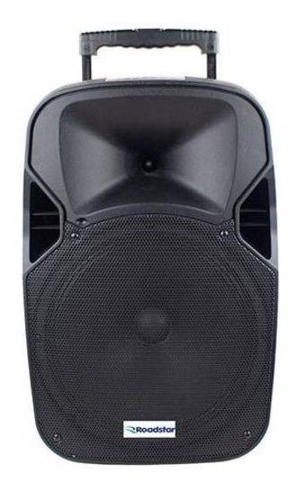 Caixa Amplificada Bluetooth/usb Woofer 12 Roadstar Rs112cx
