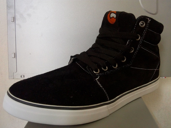 Zapatillas Flow Skater High Black ( Baratas!! )