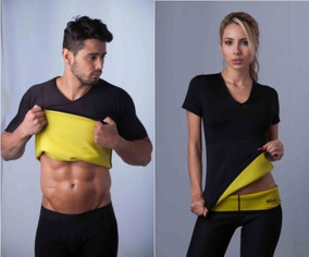 Camiseta Neoopreno Sudar Y Sudar / Hot Shaper Envio Gratis