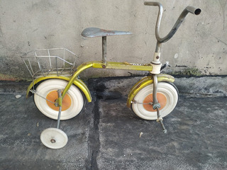 Mini Bicicleta Legnano De Epoca