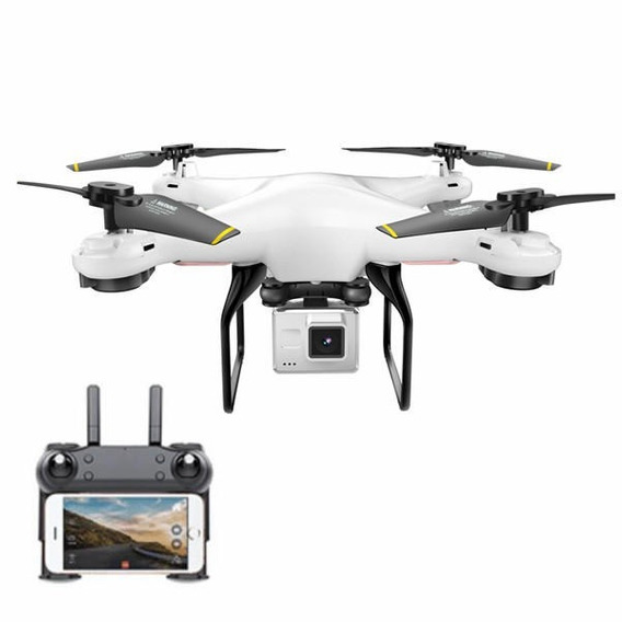Drone Dm 106 Com Camera Wi-fi Fpv Hold Altitude E Retorno