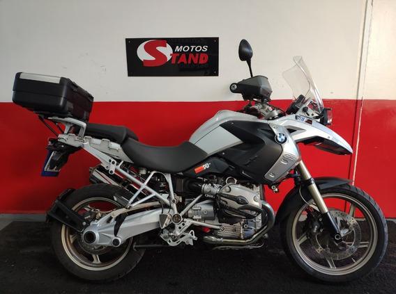 Bmw R 1200 Gs 1200gs R1200gs Premium Abs 2009 Prata