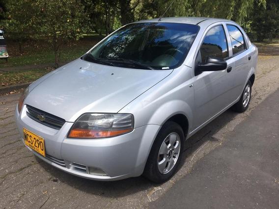 Chevrolet Aveo Ls Aa 2013 1.6 Mt