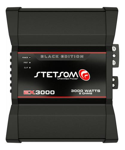 Imagem 1 de 6 de Módulo Stetsom 3000 Rms Equalizador 2 Ohm Para 2 Tornado Jbl