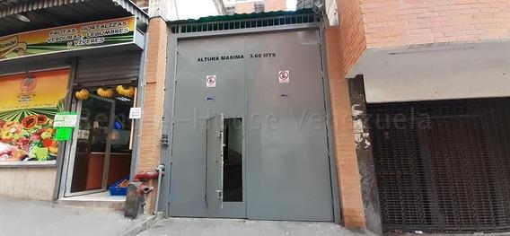 Galpón En Alquiler En La Candelaria (mg) Mls #20-8193