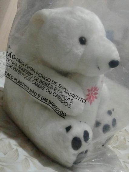 Pelúcia Parmalat Nova Urso Polar