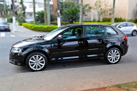 Audi A3 Sportback 2.0 Tfsi 200cv Ano/mod 2009