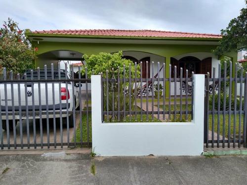 Imagem 1 de 28 de Casa Alvenaria Para Venda Em Centro Garopaba-sc - Kv661