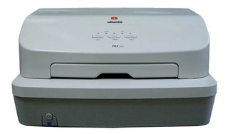 Impresora Matricial Olivetti Pr2 Plus,..con Su Joja De Prue