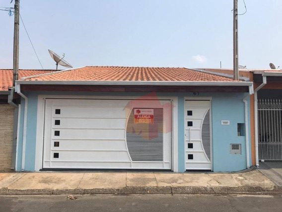 Casa Com 2 Dormitórios Para Alugar, 100 M² Por R$ 1.100,00/mês - Jardim Paz - Americana/sp - Ca0504