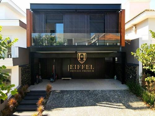 Casa Com 3 Dormitórios À Venda, 275 M² Por R$ 1.600.000,00 - Condomínio Vila Dos Inglezes - Sorocaba/sp - Ca0116