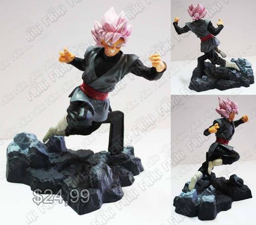 Imagen 1 de 5 de Figura Anime Dragon Ball Goku Black Super (tienda Friki)