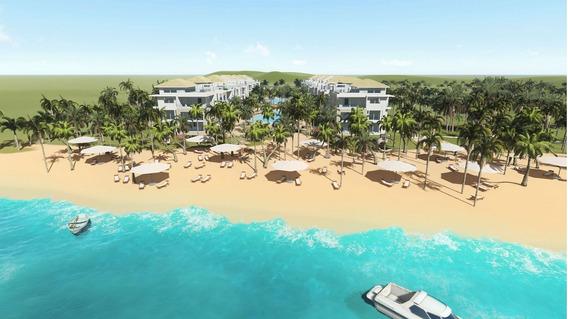Apartamento En Primera Linea De Playa En Venta