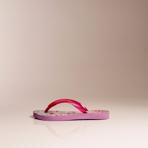 Ojotas Havaianas Kids Slim Lila Open Sports