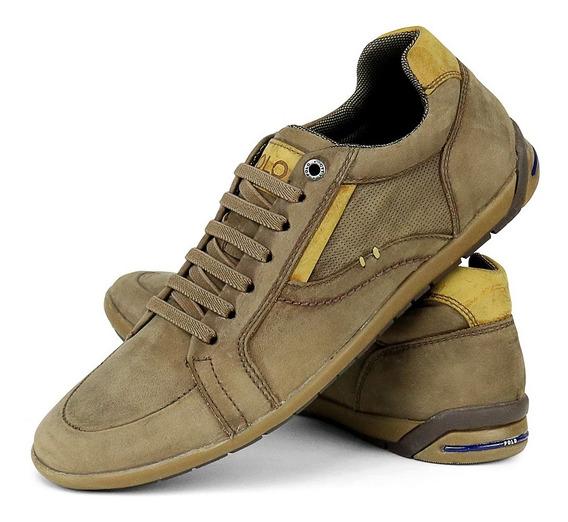 Sapato Sapatênis Casual Masculino Lançamento 12x Sem Juros