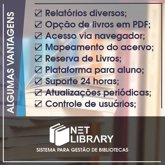 Sistema Para Gestão De Bibliotecas