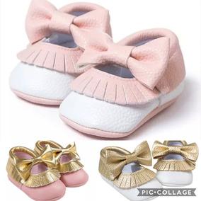 Zapato Corbata Bebe 3 Modelos Disponibles