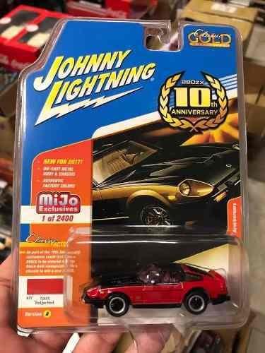 Johnny Lightning - 1980 Datsun 280zx - 1:64 - Mijo