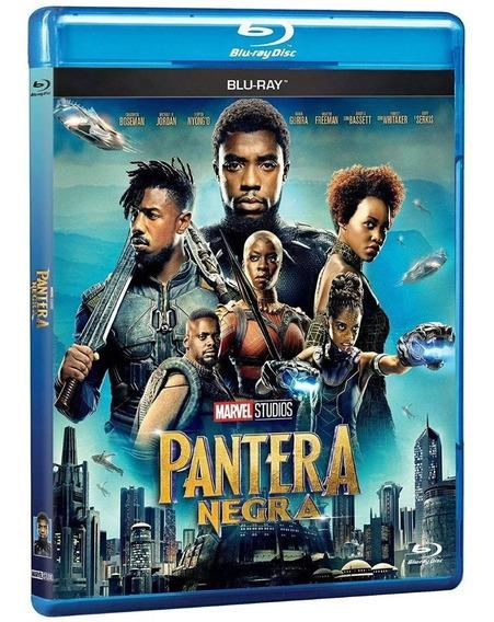 Blu Ray Pantera Negra