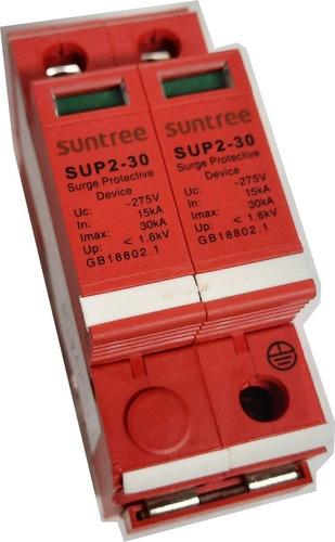 Imagen 1 de 1 de Descargador Sobretensión Tipo2 Sup2-30 Suntree Uc=275v 30ka