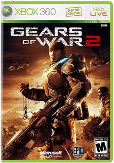 Gear Of War 2 Xbox 360 Fenix Games Dx