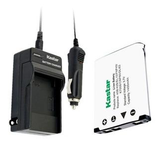 Bateria Y Cargador Np-45 P/ Camaras Fuji Finepix J20 Finepix