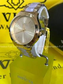 Relógio Invicta Angel 20496 Feminino - Aqui É 100% Original