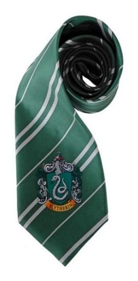 Corbata De Harry Potter - Slytherin