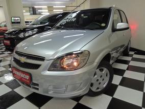Chevrolet / Celta Lt 1.0- Flex - 4pts- Completo - 2015