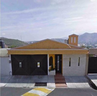 Remate Bancario Casa En Venta Col. Tlalnepantla Calle Vendom