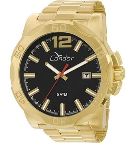 Relógio Condor Masculino Co2415aa/4p C / Garantia E Nf