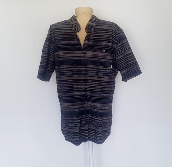 Camisa Masculina M G 100% Algodão Tommy Hilfiger Original