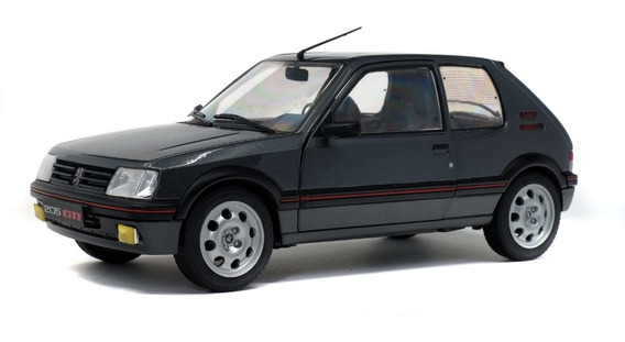 Solido Peugeot 205 Gti 1990 1/18