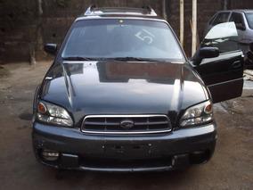 Sucata Subaru Legacy Em Partes 2.5 4x4 Cambio Diferencial