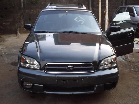 Sucata Subaru Legacy Em Partes Suspensão Acessórios Vidros