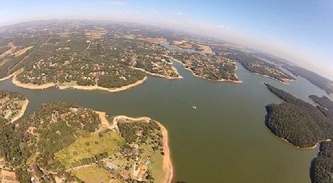Excelente Terrenos 600m2 Com Lago Próximo L.