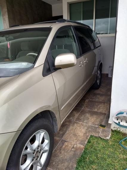 Minivan Sienna Toyota 7 Pas. Xle Motor 3.3 El Mas Economico
