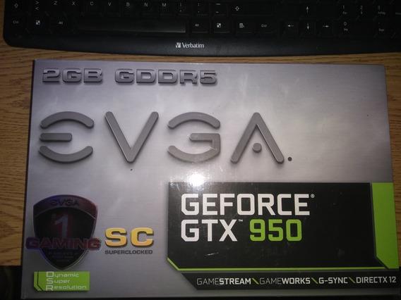 Tarjeta Gráfica Geforce Ddr5 950 2gb