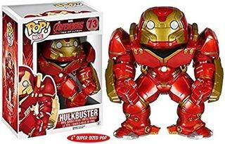 Hulkbuster #73 Funko Pop 6