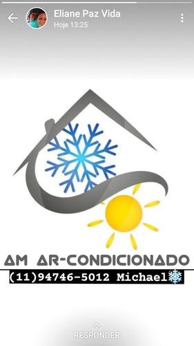 Imagem 1 de 1 de Estalo Ar- Condicionado, Limpo, Faço Reparo.
