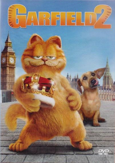 Garfield 2 Dos Pelicula Dvd