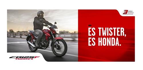 Honda Cb 125 Twister 2021 0km