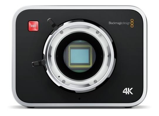 Blackmagic Design Production Camera 4k -baixe O Vlr P/vender
