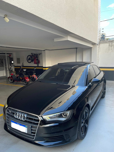 Audi A3 Sedan 2016 1.4 Tfsi Attraction S-tronic 4p