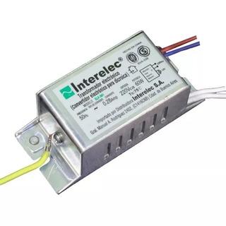 Transformador Electrico 12v Dimerizable P Lampara Dicroica
