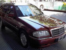 Mercedes-benz Clase C 2.4 C240 Elegance Plus Te At, 1998