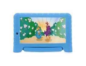Tablet Galinha Pintadinha Infantil Quad Core Wifi Com Capa