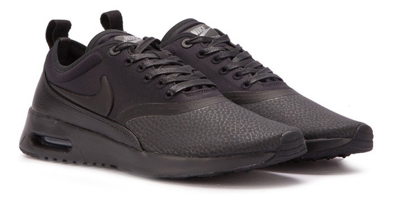 Tênis Nike Air Max Thea Ultra Premium Black - 100% Original