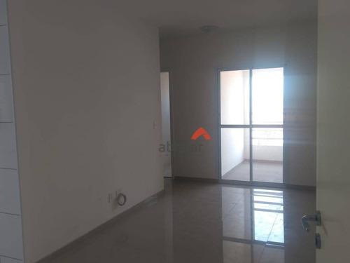 Apartamento À Venda, 51 M² Por R$ 270.000,00 - Jardim Irapua - Taboão Da Serra/sp - Ap0262